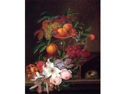 Натюрморт с фруктами для детей 1