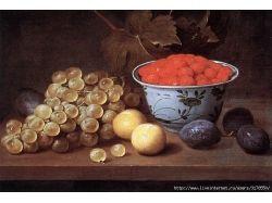 Натюрморт с фруктами для детей 2