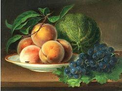 Натюрморт с фруктами для детей 7