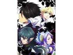Картинки демоны аниме