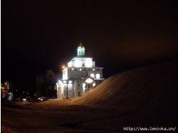 Фото золотые ворота во владимире