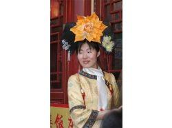 Китайский национальный костюм фото
