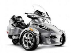 Колесные мотоциклы
