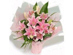Цветы к юбилею