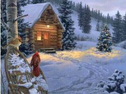 Рабочий стол обои зима