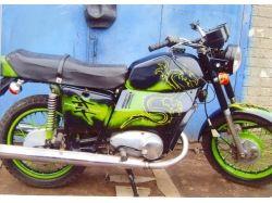 Мотоциклы минск тюнинг