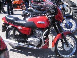 Мотоцикл ява фото