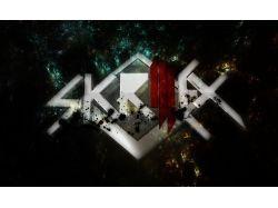 Skrillex обои на рабочий стол