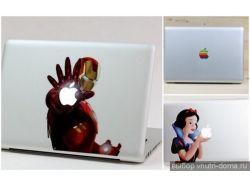 Рисунки на ноутбуке