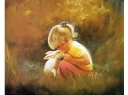 Рисунки на тему мир глазами детей