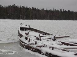 Фото зима в карелии