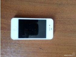 Айфон 4s белый