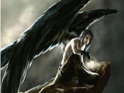 Картинки ангелов с крыльями 6