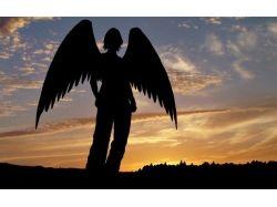 Картинки ангелов с крыльями 8