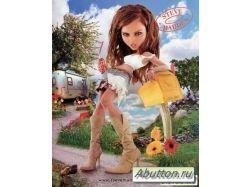 Реклама обуви в картинках