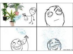 Смешные рисованные картинки 5