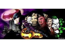 Картинки бэтмен 4