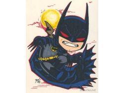 Картинки бэтмен 8