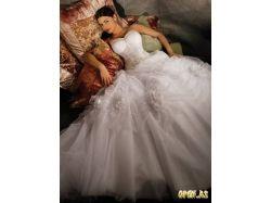 Самые красивые свадебные платья картинки