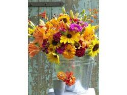 Цветы букеты фотографии 3