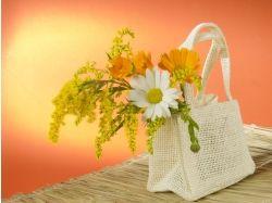 Цветы букеты фотографии 5