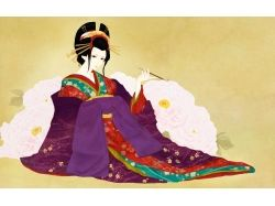 Кимоно картинки 8