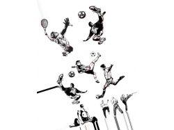 Спортивные картинки 5