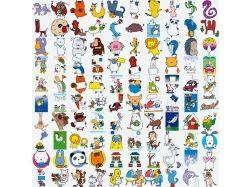 Нарисованные картинки животных для детей 1