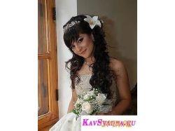 Свадебные прически в дагестане 1