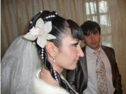 Свадебные прически в дагестане 6