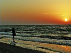Картинки девушка у моря 3