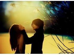 Картинки парень и девушка любовь 1