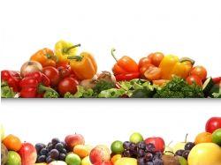 Картинка овощи и фрукты 1