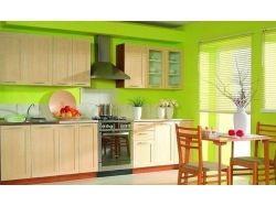 Цвет стен на кухне фото 2