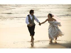 Свадебные фото на море 2