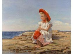 Картины с изображением детей 2