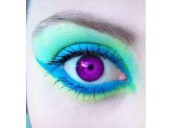 Красивые глаза картинки 7