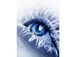Красивые глаза картинки 8
