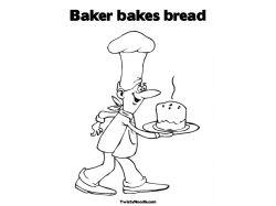 Хлеб картинки 4