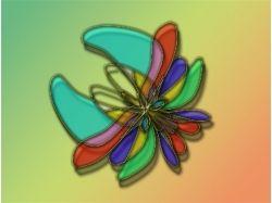 Цветы картинки рисованные для детей 7