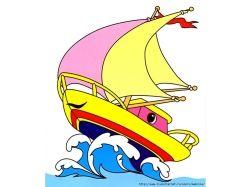 Корабль рисунок 1