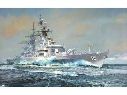Корабль рисунок 3