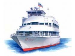 Корабль рисунок 4