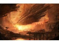 Корабль рисунок 8