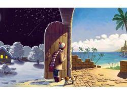 Картинки дверь 6