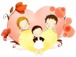 Семья картинки для детей 1
