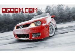 Фото авто зимой 3