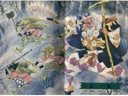 Рисунки япония 3