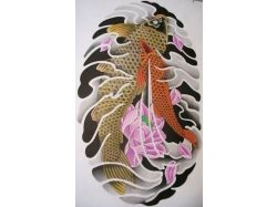 Рисунки япония 6