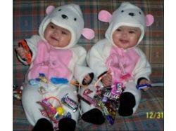 Фото детей двойняшек 2